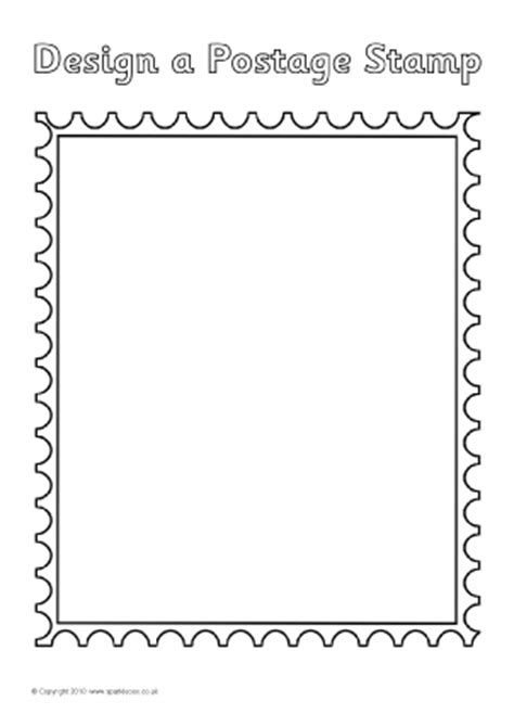 Eyfs Early Years Post Office Roleplay Posters And Printables Sparklebox Postage St Design Template