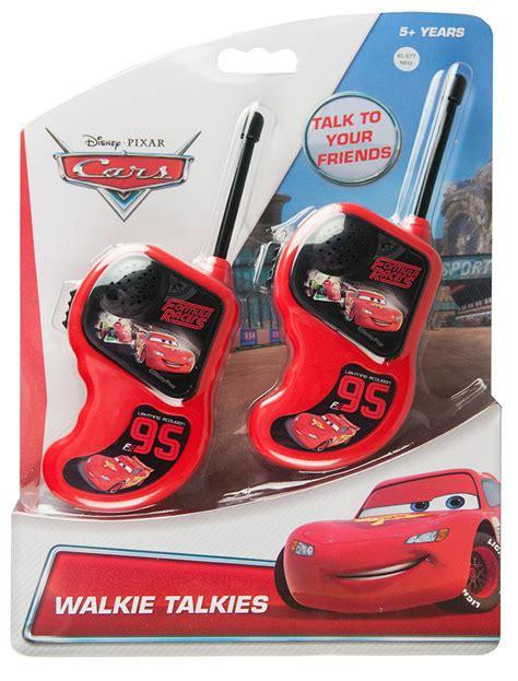 Walkie Talkie Cars Sale disney cars walkie talkies lightning mcqueen walkie talkie race car new ebay