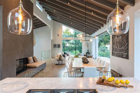 pendant lighting fireplace indoor outdoor living in laurel los angeles