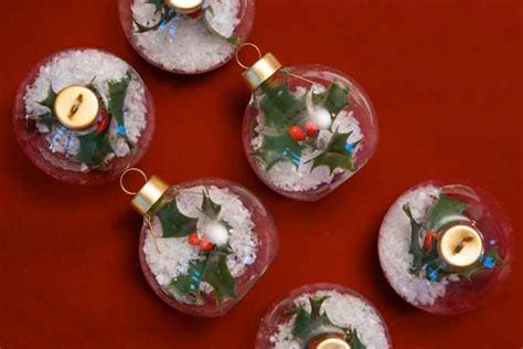 Comment Decorer Des Boules De Noel Transparentes by Comment D 233 Corer Une Boule De No 235 L Transparente De Fa 231 On