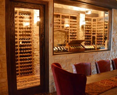 Exceptional And Functional Home Wine Cellar Design By A Wine Cellar Chandeliers
