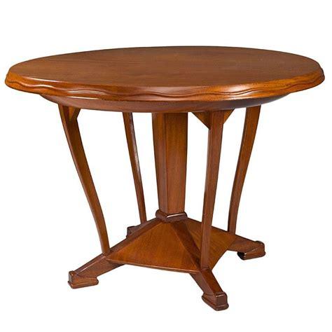 art nouveau table ls henry van de velde belgian art nouveau table for sale at