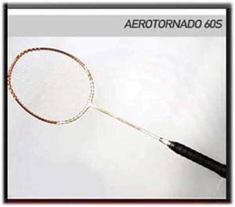 Raket Astec Titanium astec racket quot aero tornado quot series all player