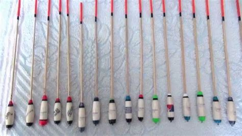 Handmade Fishing Floats For Sale - handmade balsa bodied waggler float for match inglese
