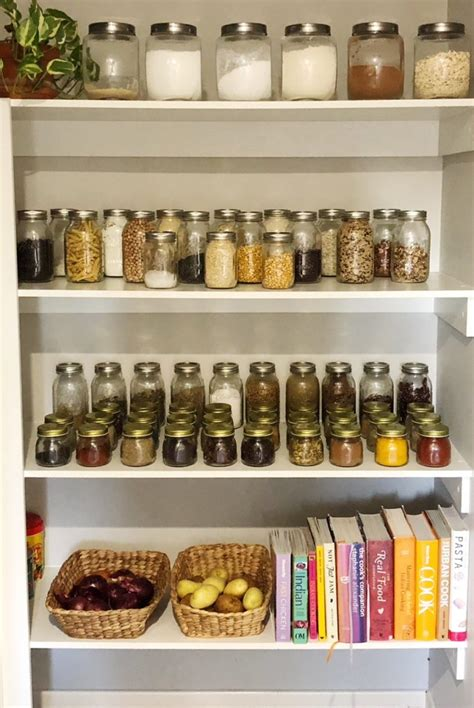 4 food storage ideas for your pantry that aren t plastic
