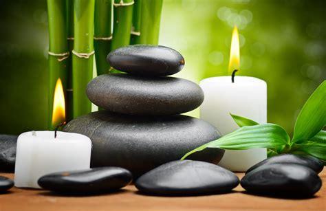 imagenes zen con velas fondos de pantalla 8000x5190 bambusoideae velas piedras en