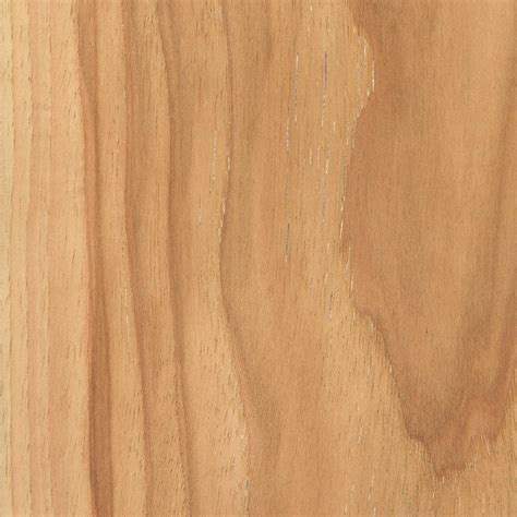home legend wire brushed natural hickory 3 8 in t x 5 in