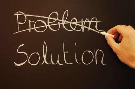 today solution how to differentiate between business problems and