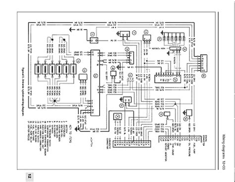 a typical l jetronic wiring diagram taken from quot haynes