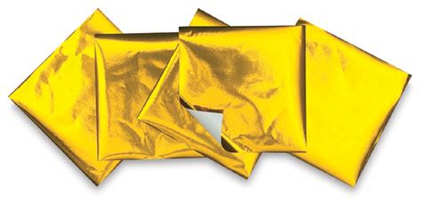 Gold Origami Paper Bulk - fold ems gold foil origami project papers blick