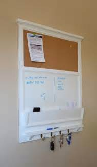 decorative erase boards for home 27 quot x 35 quot tall cork board and dry erase board with mail