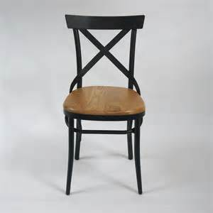 Metal Dining Room Chair Style Metal Chair For Dining Room And Restaurant Used With Ashtree Wood Seat Buy
