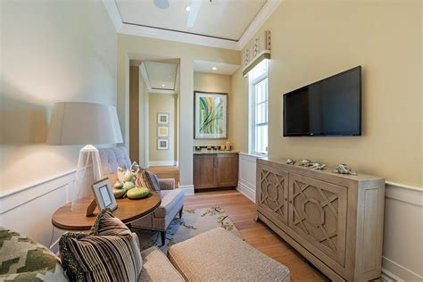 Media console ideas family room transitional with area rug
