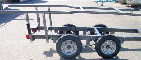 trophy pontoon trailers breezy bay motor sports - Trinity Pontoon Trailers