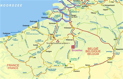 belgium and germany map map of germany and belgium