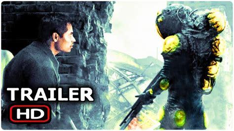 extinction official trailer 2018 new alien scifi movie