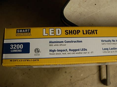led shop review led shop light by jim jakosh lumberjocks