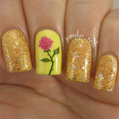 La Bele Design 45 pretty flower nail designs for creative juice