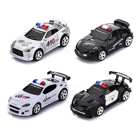 remote mini cars mini rc remote radio racing car siren led