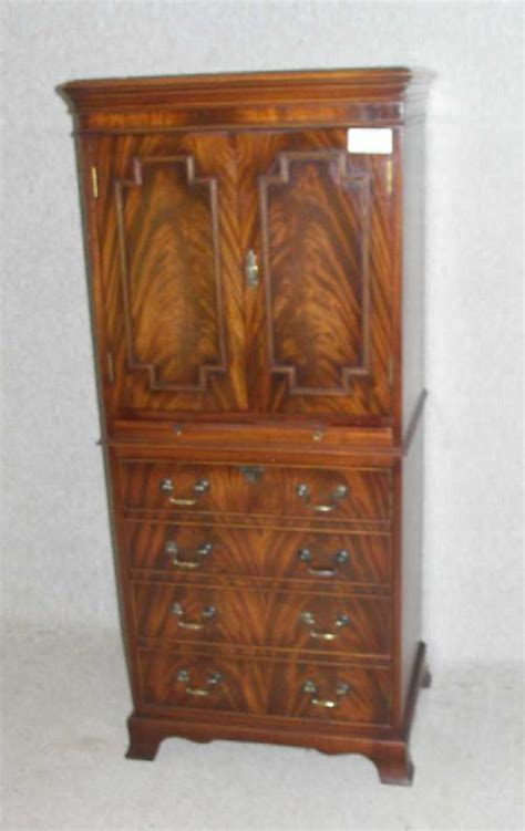antiques atlas mahogany drinks cabinet