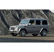 Mercedes Benz Releases More Details Photos Of 2013 G63