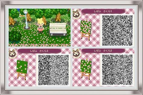 flower pattern qr code flower petals animal crossing new leaf qr codes