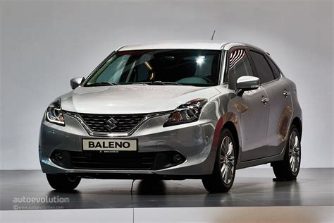 Www New | all new suzuki baleno debuts in frankfurt with bland