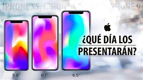191 qu 233 d 237 a presentar 225 n los iphone xs xs plus y iphone 9
