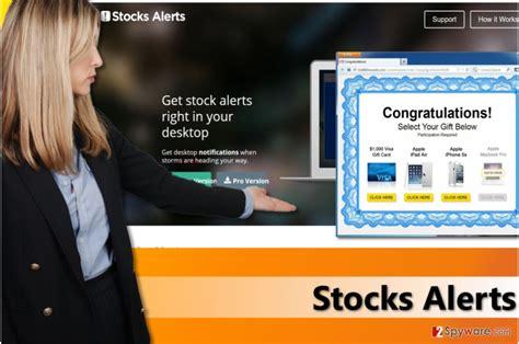 stock alert remove stocks alerts ads free guide virus removal guide