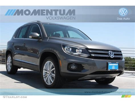 2012 pepper gray metallic volkswagen tiguan se 64289531 gtcarlot car color galleries