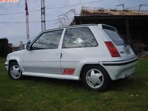 Renault 5 Turbo Gt Renault 5 Gt Turbo Fase 3 Venta De Veh 237 Culos Y Coches