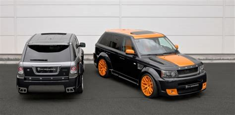 modified range rover sport 5 modified range rovers to ruin your day