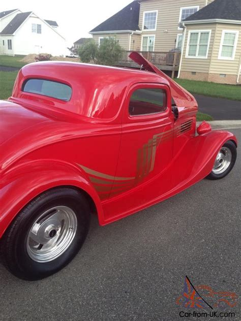 34 Ford Coupe by Custom 34 Ford Coupe