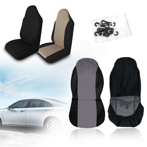 front car seat covers 1pc universal car seat cover durable auto car front rear