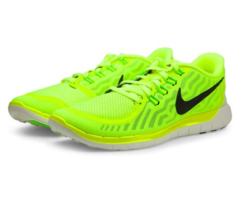 Nike Free 5 0 Yellow nike free 5 0 s running shoes light yellow white