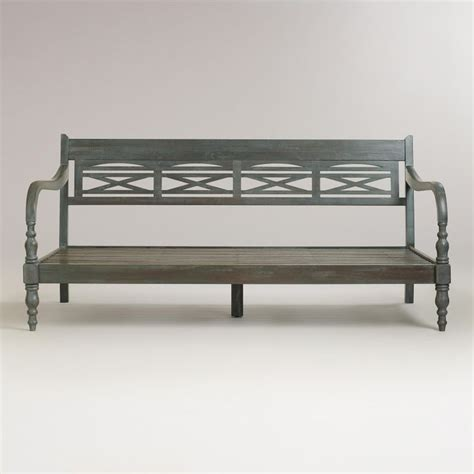 indonesian day bed indonesian daybed frame world market do it yourself