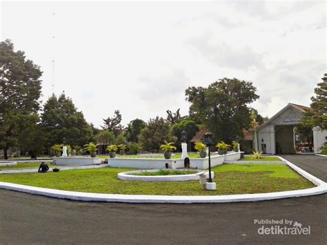 nama keraton istana raja di indonesia negeri pesona selain keraton yogyakarta punya pura pakualaman