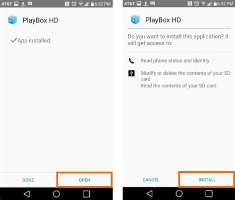 install apk on iphone playbox hd android iphone pc mac install guide