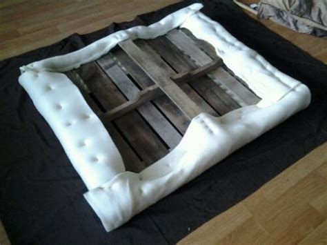 how to build an ottoman with legs pallet ottoman how to diy instead of legs i wonder