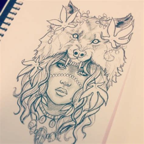 tattoo wolf instagram gimiksborn wolf headdress tattoo pinterest a lion
