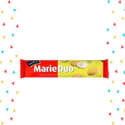 Milna Biskuit 6 Apel Jeruk 65 Gr regal biscuit duo roll vanilla 125gr heron baby shop