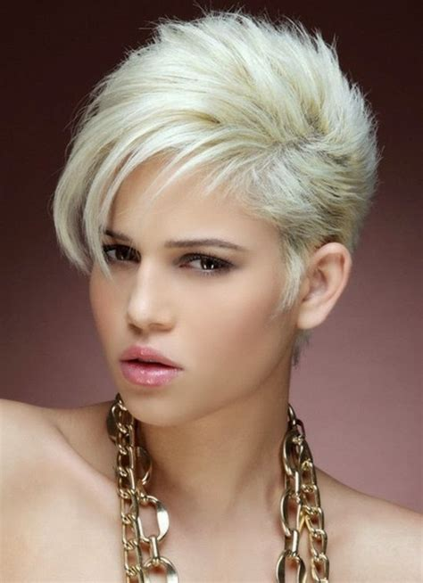 Frisyrer Kort Hår Undercut by Hairstyles For Thin Hair Hair Style And Color