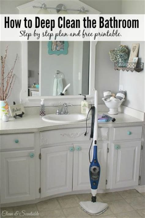 deep clean the bathroom title 401x600 jpg
