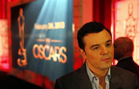 Im In Los Angeles For The Oscars by Oscars 2013 Host Seth Macfarlane I M The Wrong For