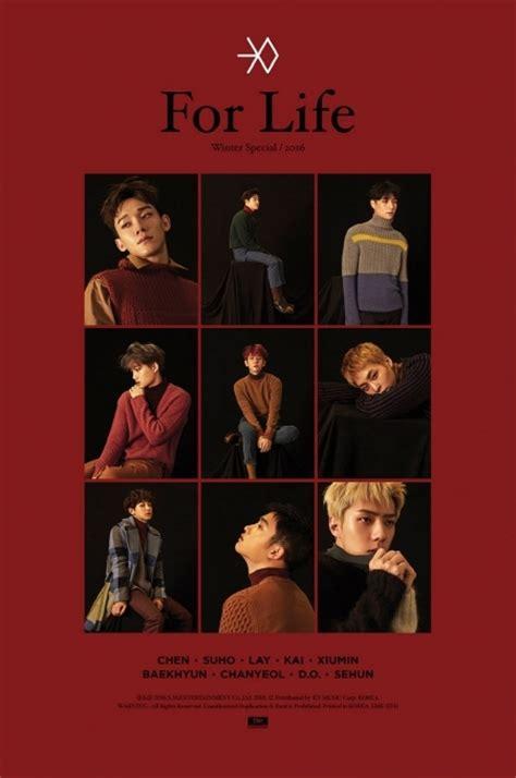 exo for life k pop korea 韓国代行 exo サイン会 12 30