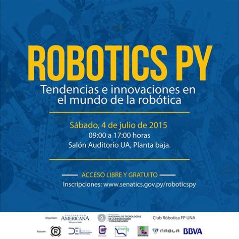 Mba Y Las Tendencias En El Mundo De Los Negocios by Robotics Py Tendencias E Innovaciones En El Mundo De La