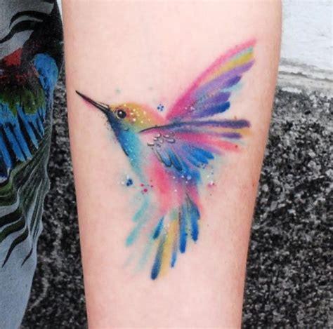 watercolor tattoos preise die besten 25 colibri ideen auf tatoo