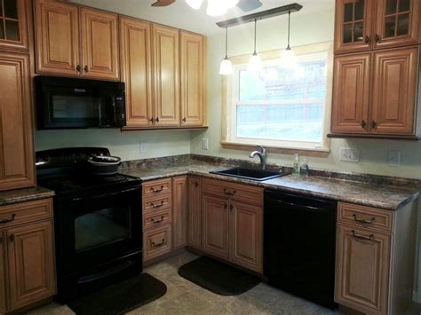 Shenandoah McKinley Kitchen   Lewiston   Traditional