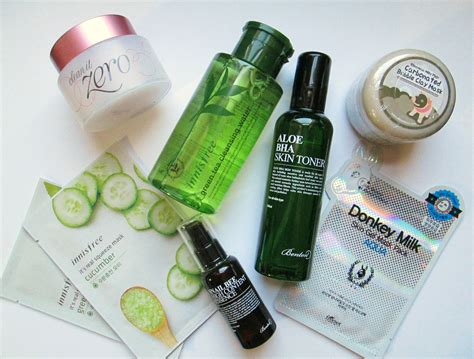 Product Review Nerida Skincare by A Korean Skincare Haul Review Cris Conquers