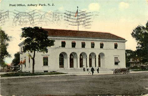 Monmouth Post Office by Postcards From New Jersey